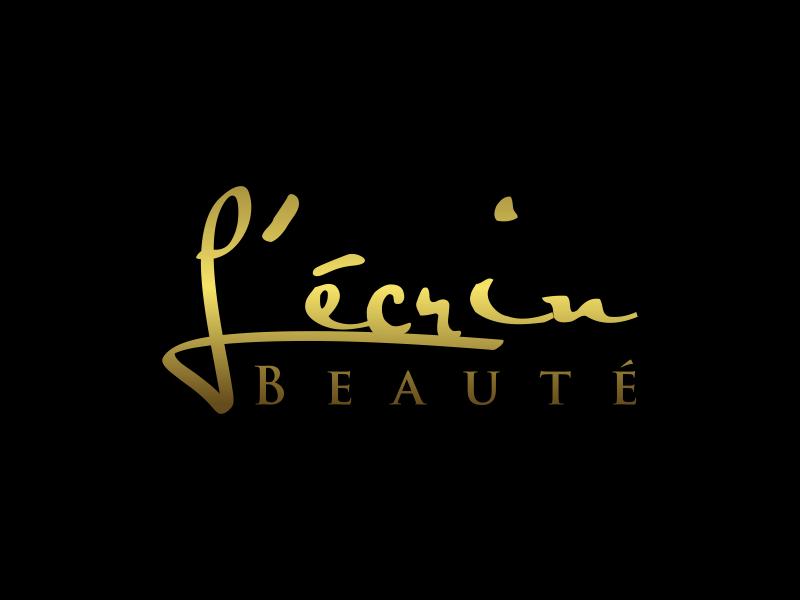 L'écrin Beauté logo design by pel4ngi