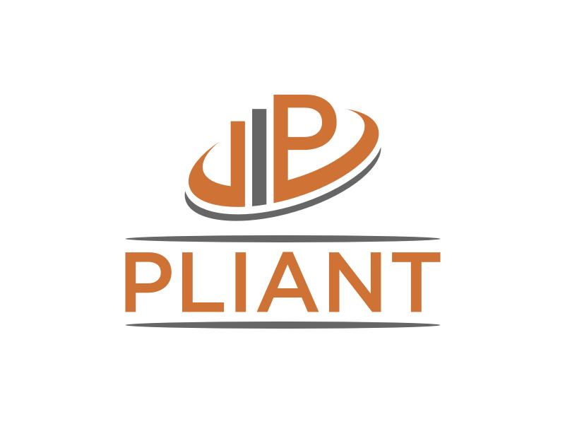 Pliant logo design by Zhafir