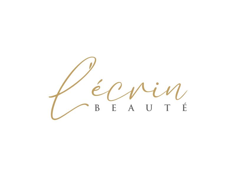 L'écrin Beauté logo design by Arto moro