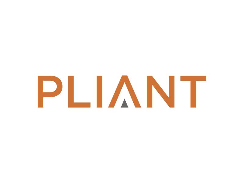 Pliant logo design by haidar