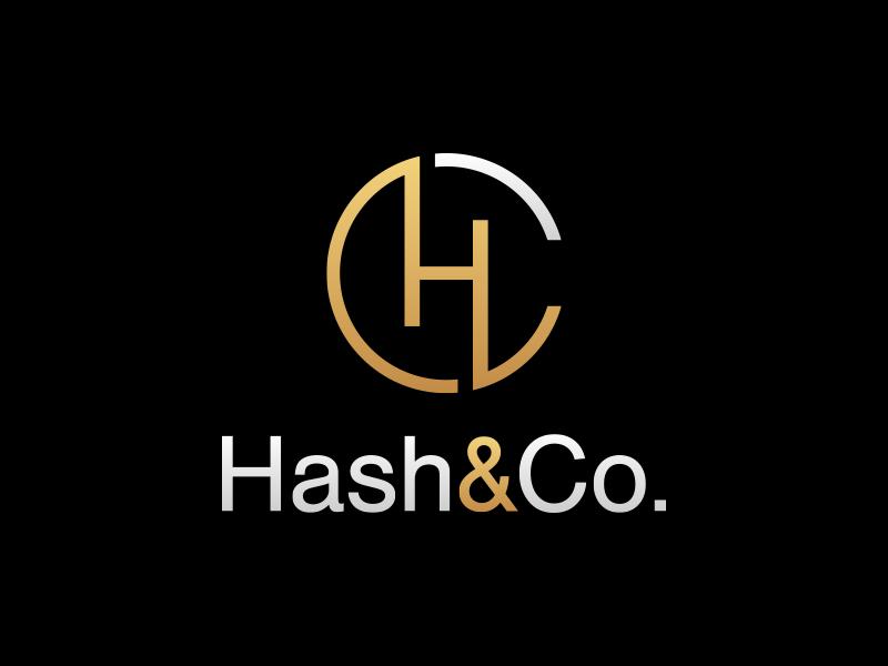 Hash & Co. Logo Design