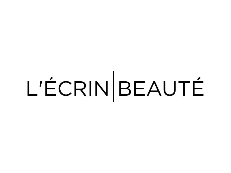 L'écrin Beauté logo design by p0peye