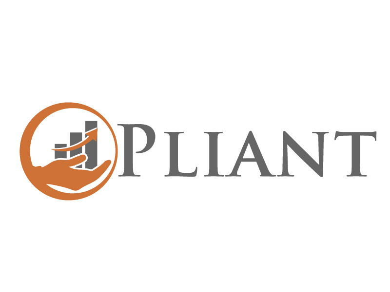 Pliant logo design by ElonStark