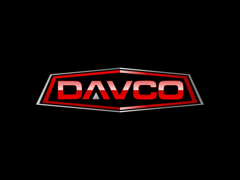 DAVCO logo design by lj.creative