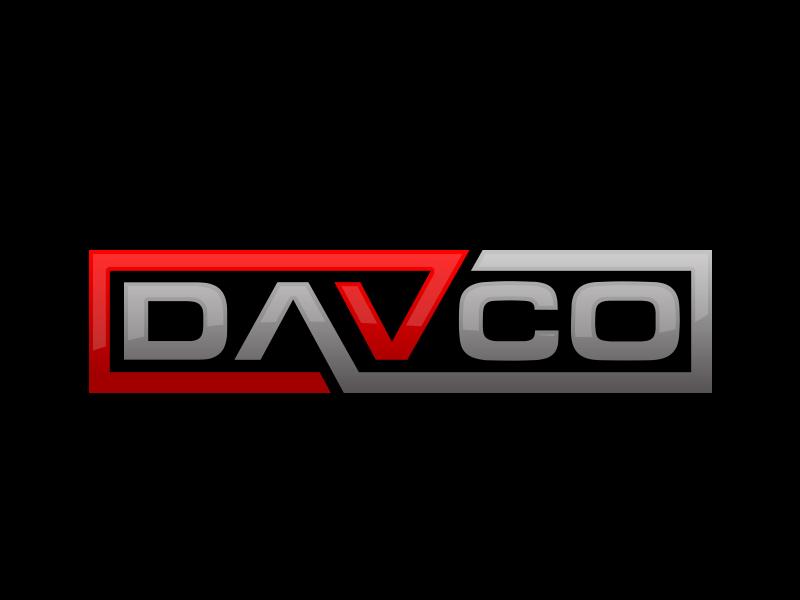 DAVCO logo design by MarkindDesign™
