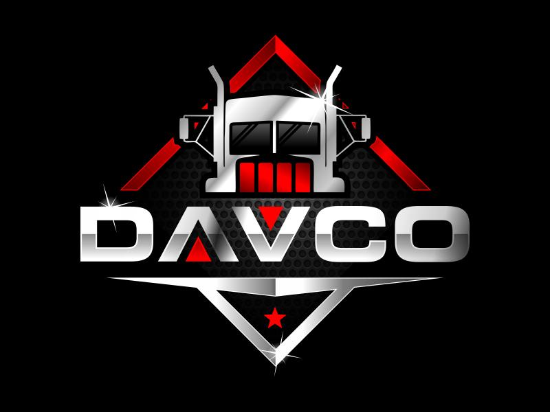 DAVCO logo design by ubai popi