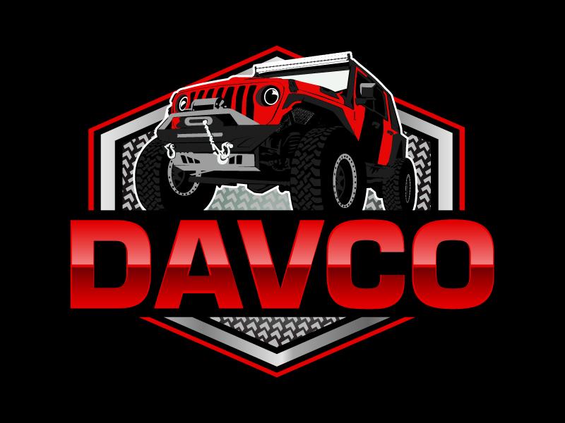 DAVCO logo design by ElonStark