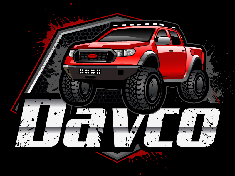 DAVCO logo design by LucidSketch