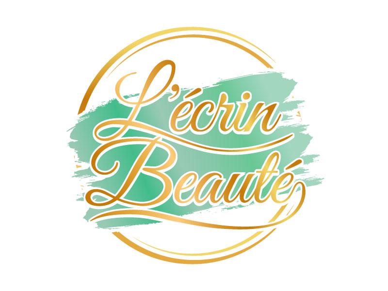 L'écrin Beauté logo design by iamjason