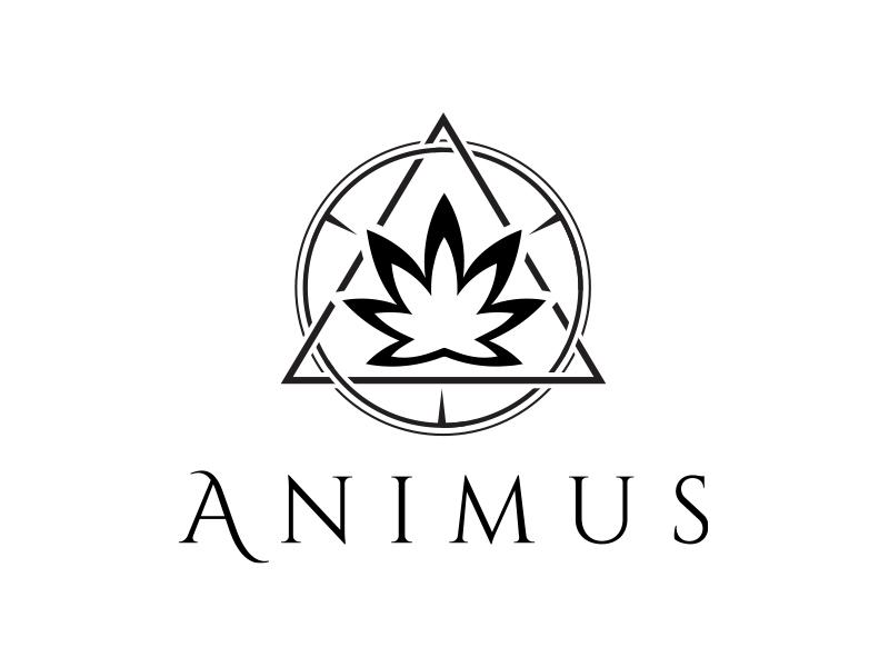 Animus logo design by MarkindDesign™