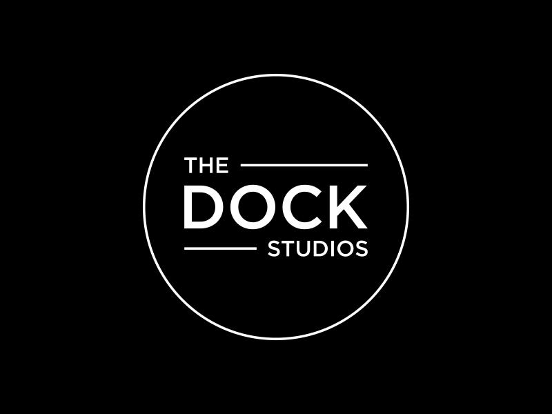 The Dock Studios  Logo Design