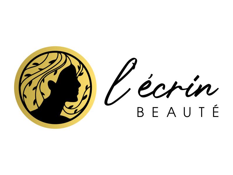L'écrin Beauté logo design by JessicaLopes