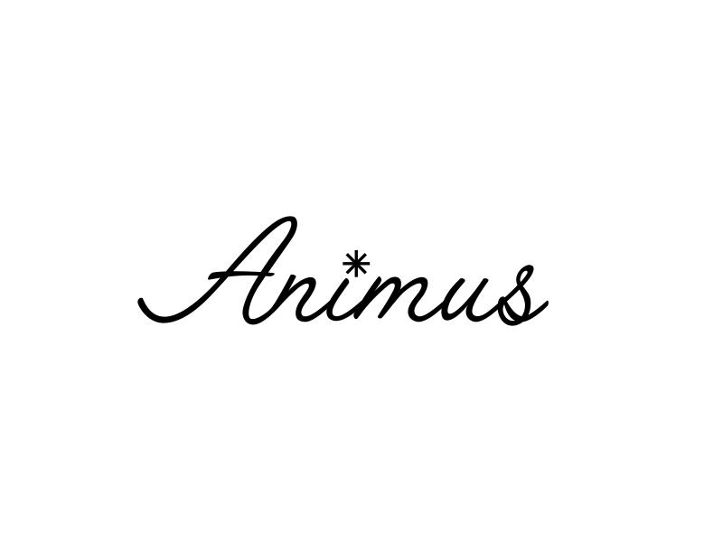 Animus logo design by lj.creative
