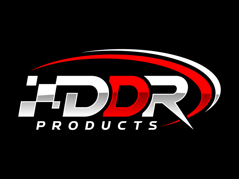 DDR Products logo design by jaize