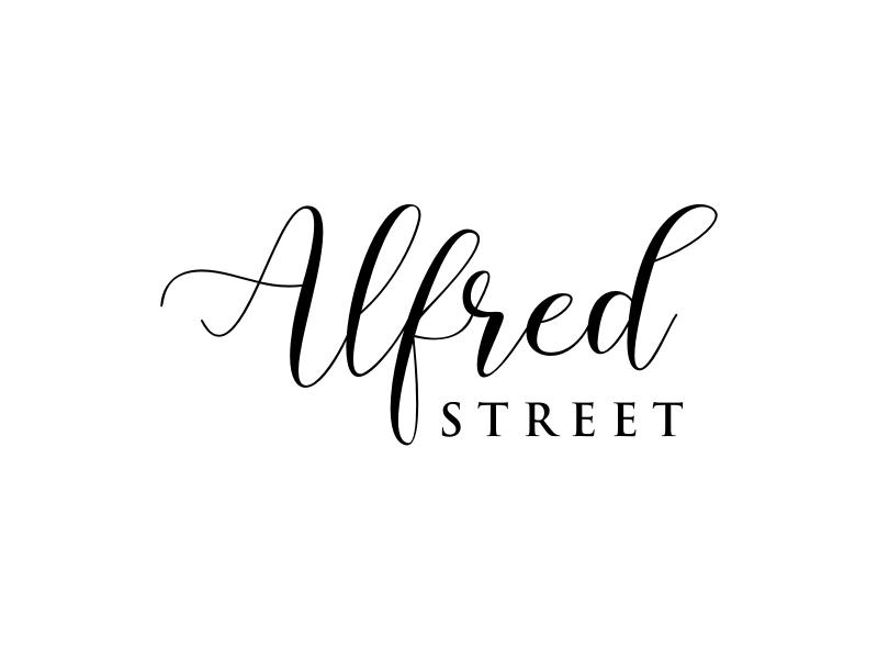 ALFRED STREET logo design by parinduri