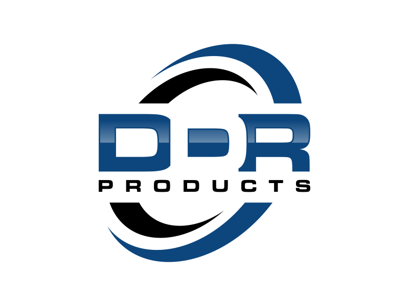 DDR Products logo design by BlessedArt