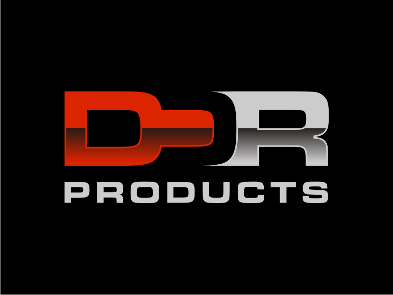 DDR Products logo design by KQ5