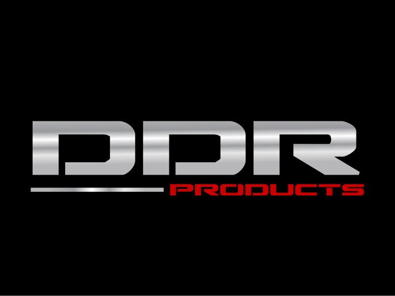 DDR Products logo design by xien