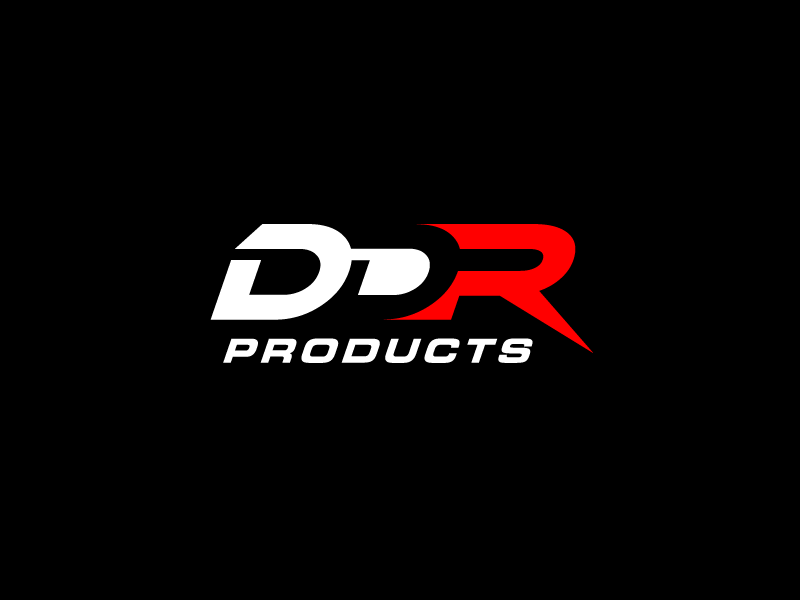 DDR Products logo design by torresace