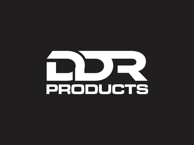 DDR Products logo design by santrie