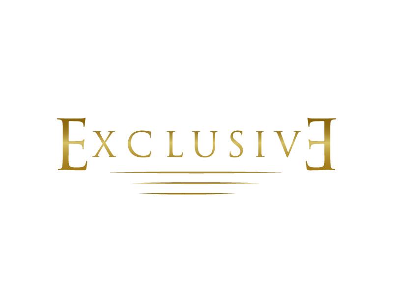 EXCLUSIVE logo design by Mirza