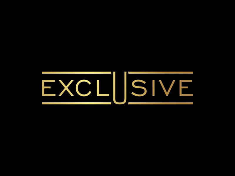 EXCLUSIVE logo design by hashirama