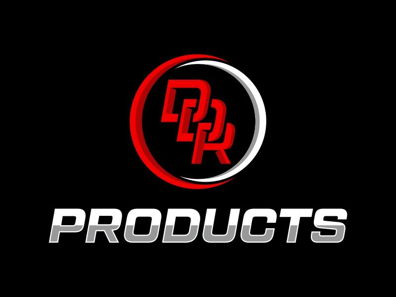DDR Products logo design by Mardhi