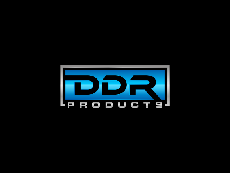 DDR Products logo design by Msinur