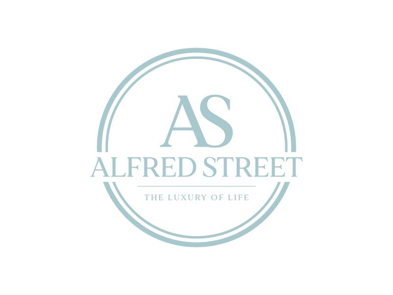 ALFRED STREET logo design by wongndeso