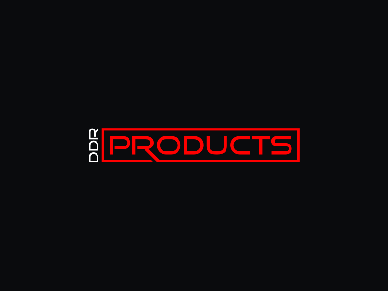 DDR Products logo design by narnia