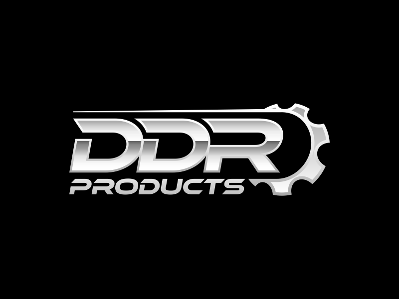 DDR Products logo design by pionsign