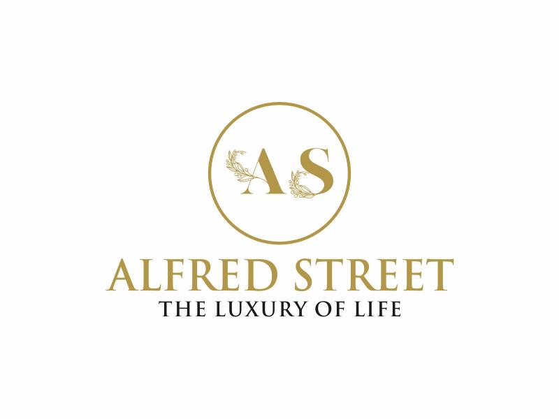 ALFRED STREET logo design by y7ce