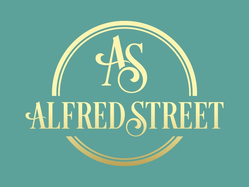 ALFRED STREET logo design by jaize