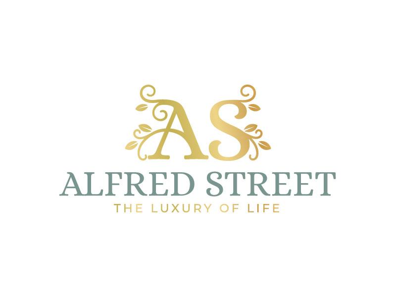 ALFRED STREET logo design by iamjason
