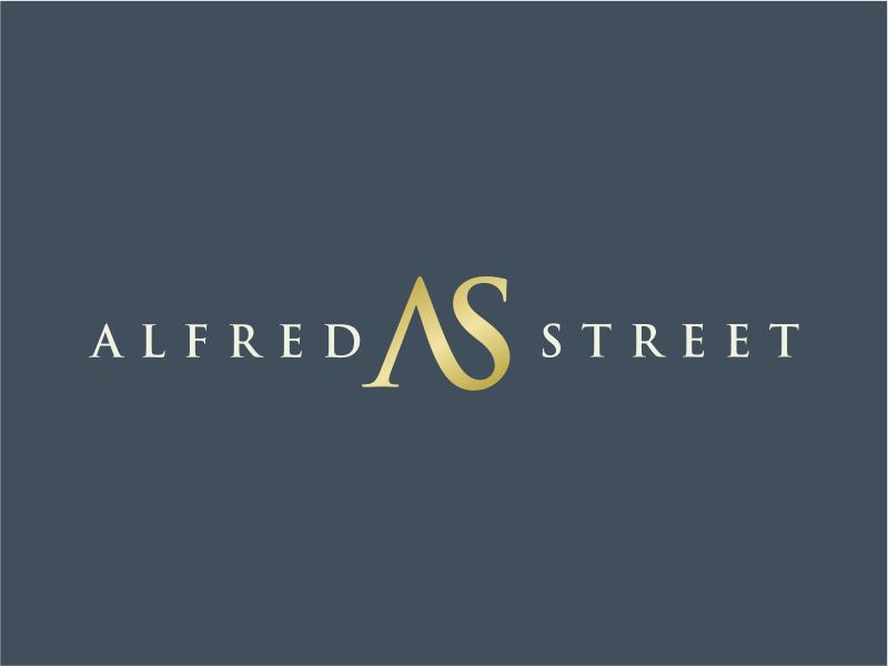 ALFRED STREET logo design by FloVal
