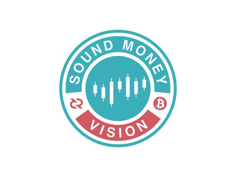 Sound Money Vision logo design by sakarep