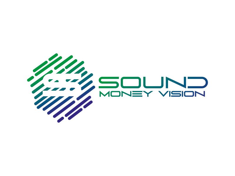 Sound Money Vision logo design by Vp_v