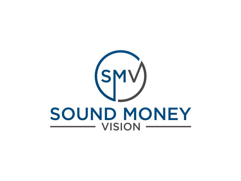 Sound Money Vision logo design by muda_belia