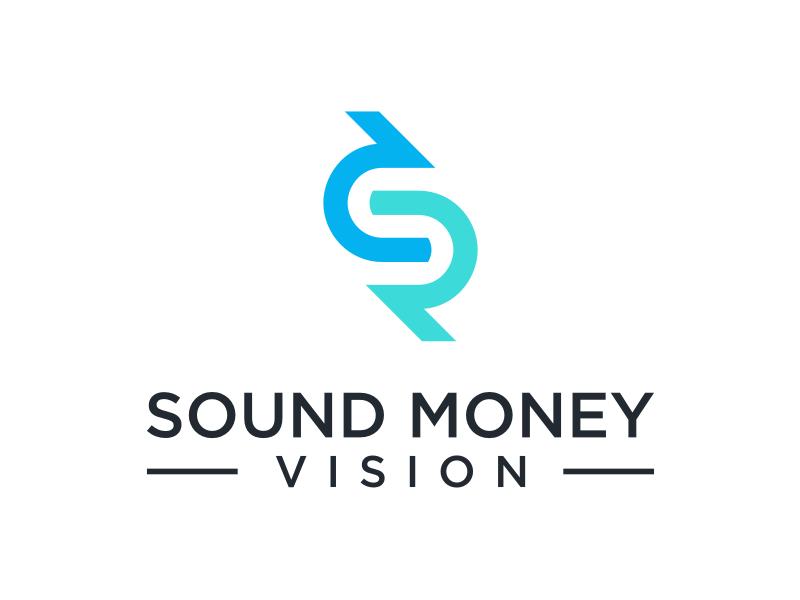Sound Money Vision logo design by Garmos