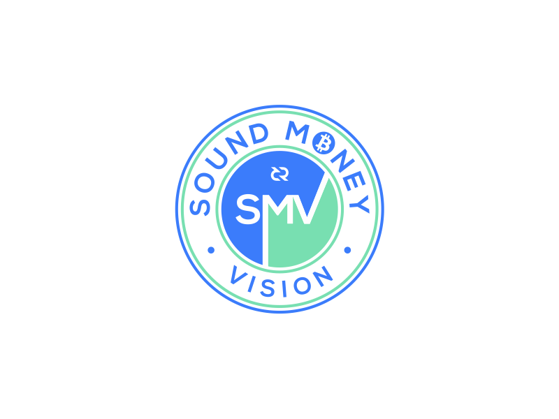 Sound Money Vision logo design by kimora
