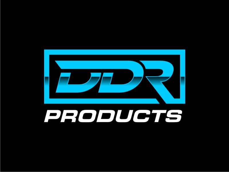 DDR Products Logo Design