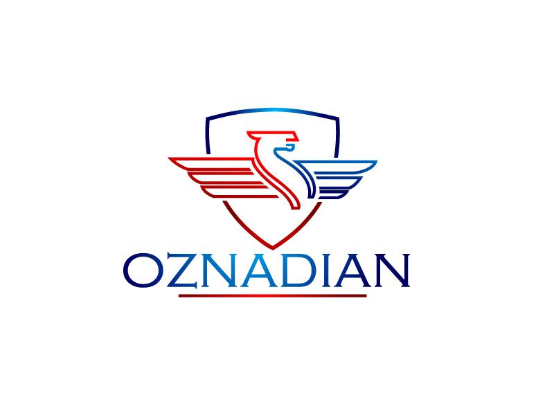 oznadian logo design by Webphixo