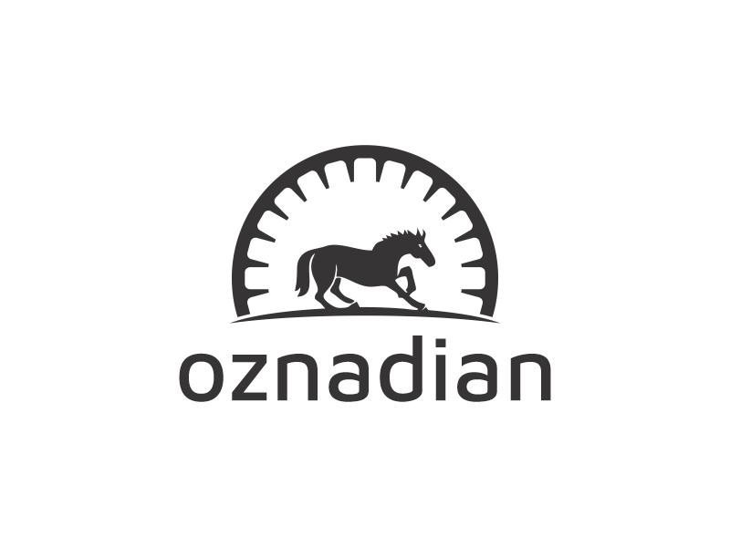 oznadian logo design by Meyda