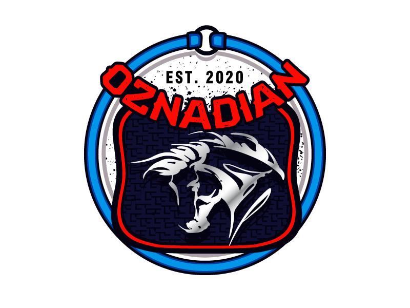 oznadian logo design by LucidSketch