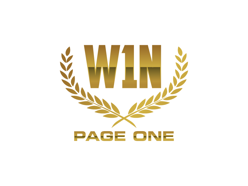 Win Page One logo design by torresace
