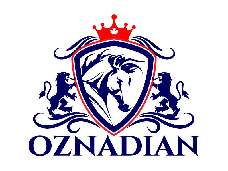 oznadian logo design by jaize