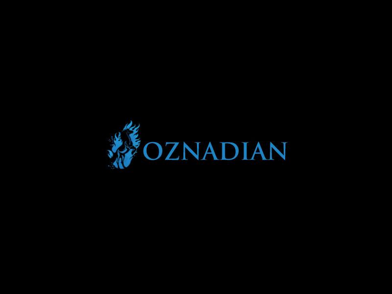oznadian logo design by ElonStark