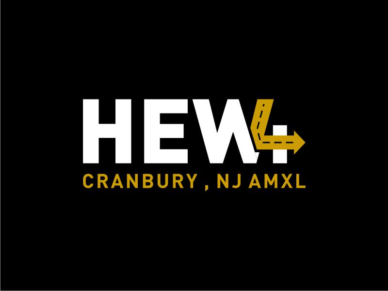 HEW4 logo design by puthreeone