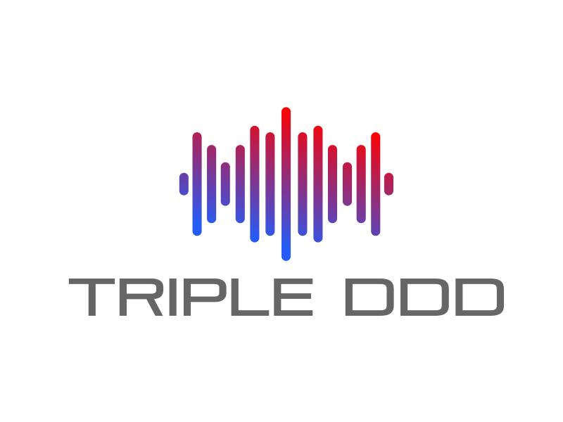 TRIPLE DDD logo design by serprimero
