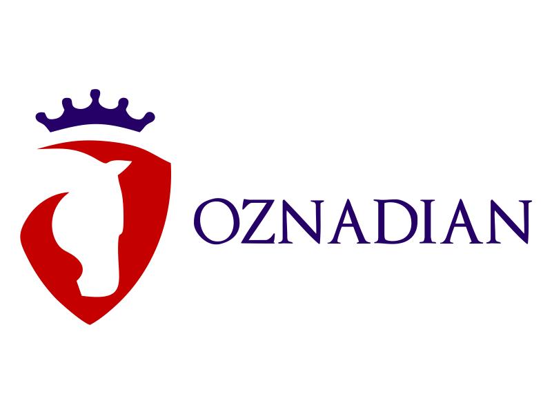 oznadian logo design by JessicaLopes